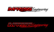 Impress Engineering Logo - Entry #30
