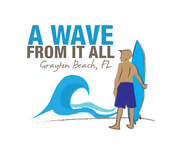 A Wave From It All Logo - Entry #11