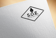 S.O.E. Distribution Logo - Entry #36