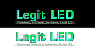 Legit LED or Legit Lighting Logo - Entry #79