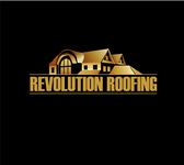 Revolution Roofing Logo - Entry #367