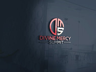 Divine Mercy Summit Logo - Entry #42