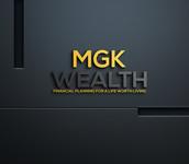 MGK Wealth Logo - Entry #275