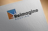 Reimagine Roofing Logo - Entry #253