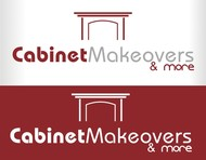 Cabinet Makeovers & More Logo - Entry #5