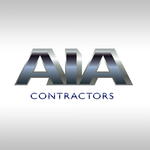 AIA CONTRACTORS Logo - Entry #88
