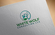 White Wolf Consulting (optional LLC) Logo - Entry #163
