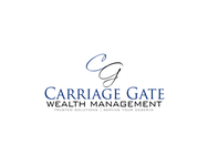 Carriage Gate Wealth Management Logo - Entry #121