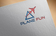 PlaneFun Logo - Entry #47