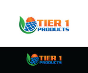 Tier 1 Products Logo - Entry #258