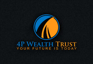 4P Wealth Trust Logo - Entry #325