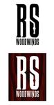 Woodwind repair business logo: R S Woodwinds, llc - Entry #54