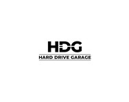 Hard drive garage Logo - Entry #63