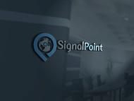 SignalPoint Logo - Entry #42