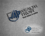 4P Wealth Trust Logo - Entry #311