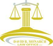 Law Offices of David R. Monarch Logo - Entry #142