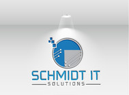 Schmidt IT Solutions Logo - Entry #78