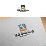 MD Building Maintenance Logo - Entry #100
