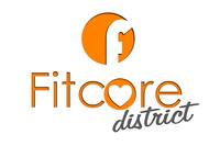 FitCore District Logo - Entry #76