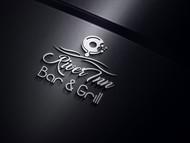 River Inn Bar & Grill Logo - Entry #39