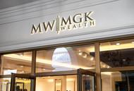 MGK Wealth Logo - Entry #372