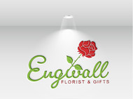 Engwall Florist & Gifts Logo - Entry #219