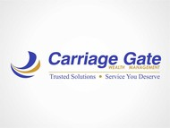 Carriage Gate Wealth Management Logo - Entry #107