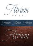 Atrium Hotel Logo - Entry #84