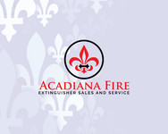 Acadiana Fire Extinguisher Sales and Service Logo - Entry #183