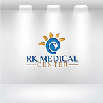 RK medical center Logo - Entry #9