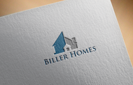 Biller Homes Logo - Entry #195