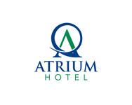 Atrium Hotel Logo - Entry #128
