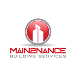 MAIN2NANCE BUILDING SERVICES Logo - Entry #125
