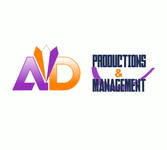 Corporate Logo Design 'AD Productions & Management' - Entry #137