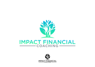 Impact Financial coaching Logo - Entry #88