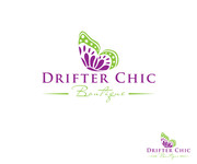 Drifter Chic Boutique Logo - Entry #39