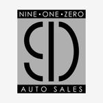 910 Auto Sales Logo - Entry #106