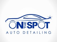 On the Spot Auto Detailing Logo - Entry #3