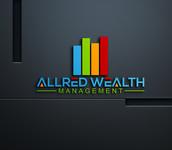 ALLRED WEALTH MANAGEMENT Logo - Entry #803
