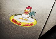 Pollo Lolo Logo - Entry #29