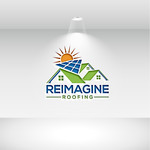 Reimagine Roofing Logo - Entry #69