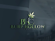 Burp Hollow Craft  Logo - Entry #107