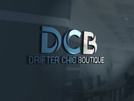 Drifter Chic Boutique Logo - Entry #82