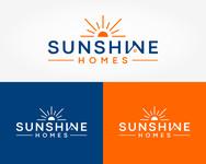 Sunshine Homes Logo - Entry #279