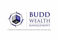 Budd Wealth Management Logo - Entry #43