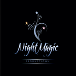 Night Magic Productions Logo - Entry #18