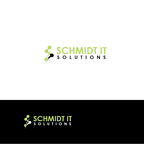 Schmidt IT Solutions Logo - Entry #162