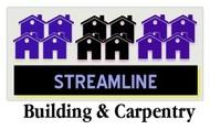 STREAMLINE building & carpentry Logo - Entry #86