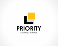 Priority Building Group Logo - Entry #207