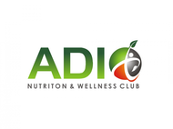 ( Adio Nutriton & Wellness Club ) Logo Contest - Entry #19